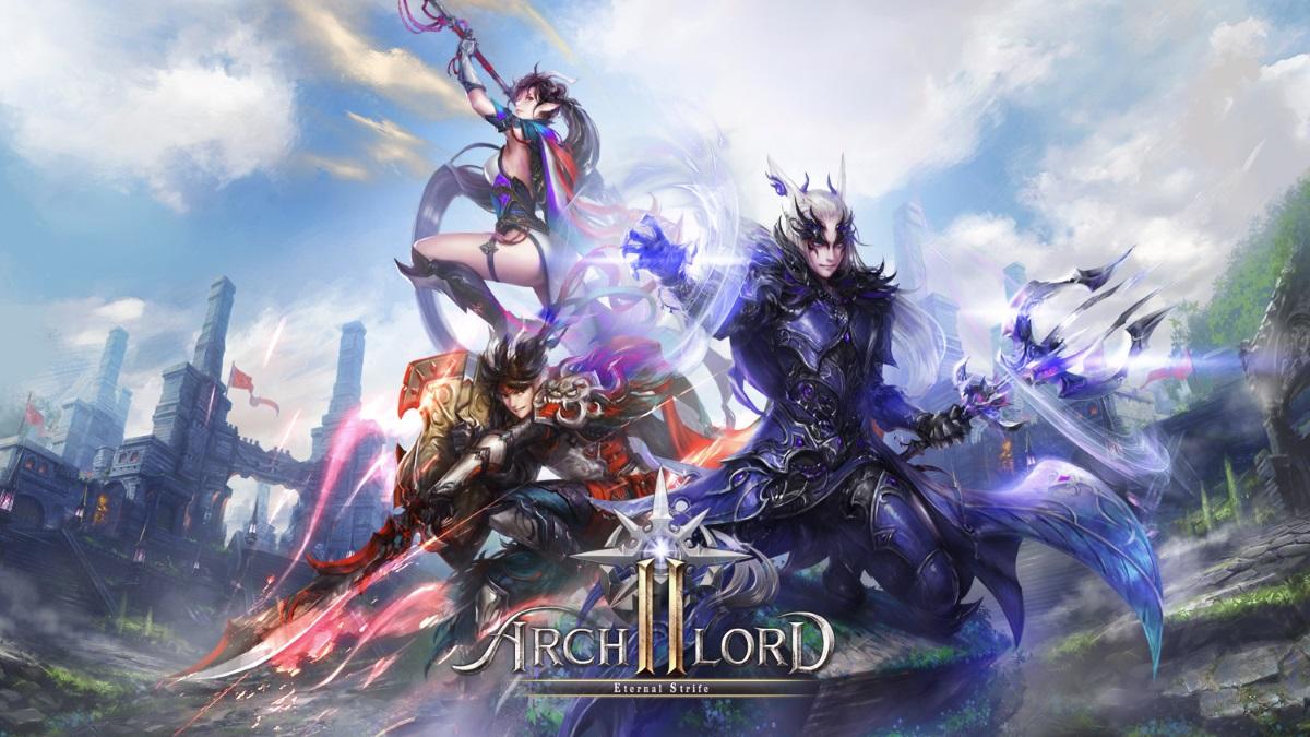 Archlord 2 releases Guild Battles Post Header