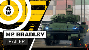 Armored Warfare: Bradley Fighting Vehicle Trailer Thumbnail