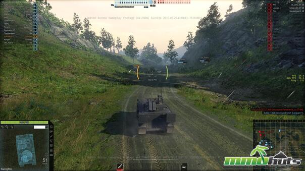 Armored Warfare Early Access