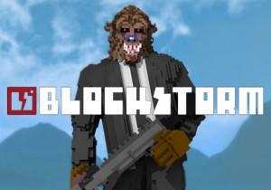BlockStorm Game Banner