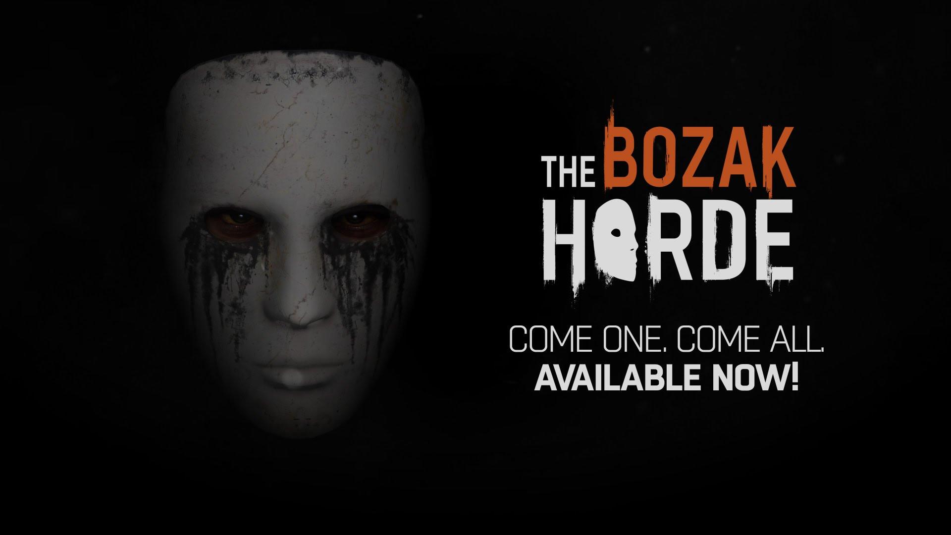 Dying Light Bozak Horde