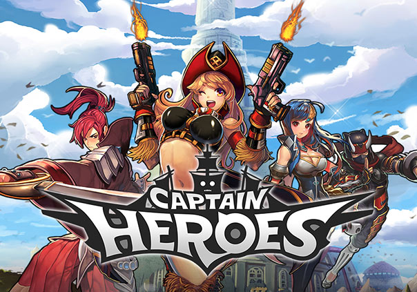 Captain Heroes Official Site