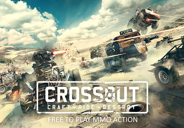 Crossout Game Banner