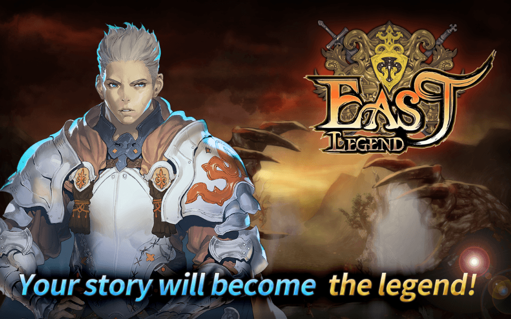 Com2us launches East Legend on App Store and Google Play Post Header