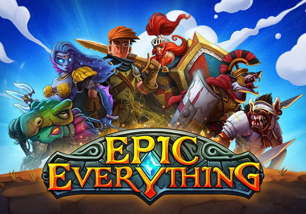Epic Everything Game Profile Banner