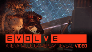 Evolve: Arena Mode Gameplay Reveal Video Thumbnail