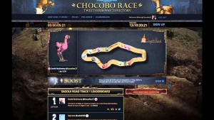 Final Fantasy XIV: Chocobo Races Announced Video Thumbnail
