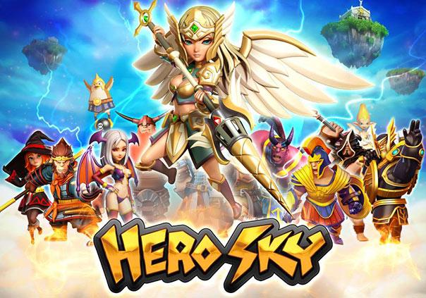 HeroSky Game Banner