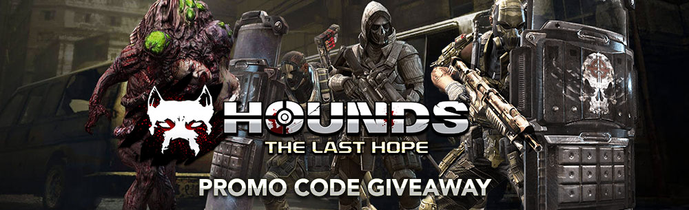 Hounds The Last Hope Promo Key