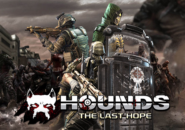 HoundsOnline Game Banner