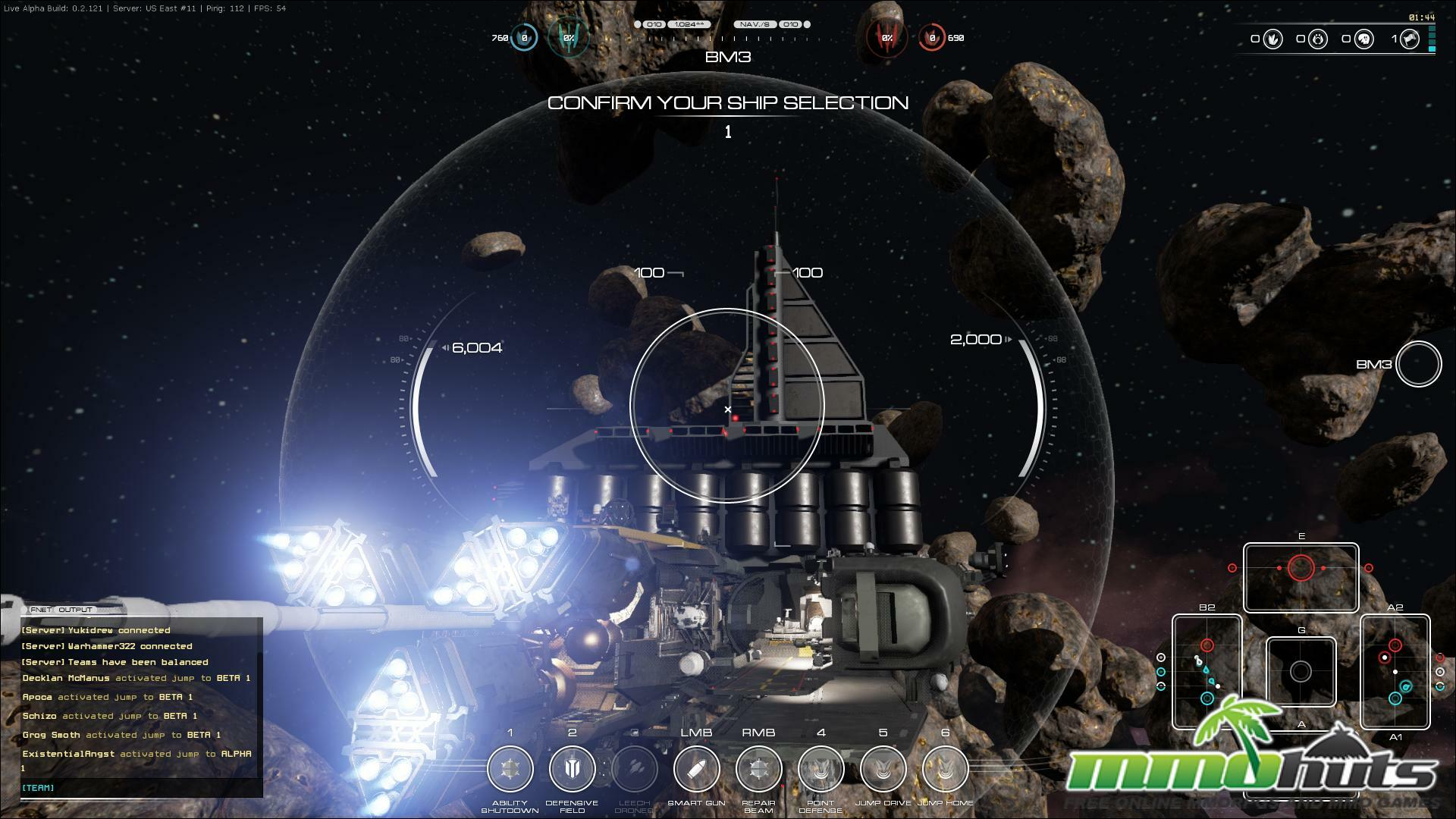Fractured Space Early Access Review