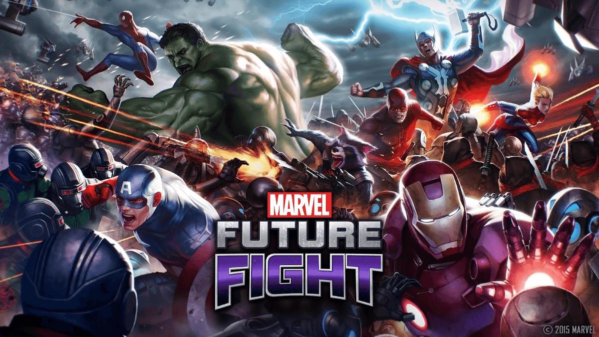 Marvel Future Fight Smashes Through 10 Million Downloads Worldwide Post Header