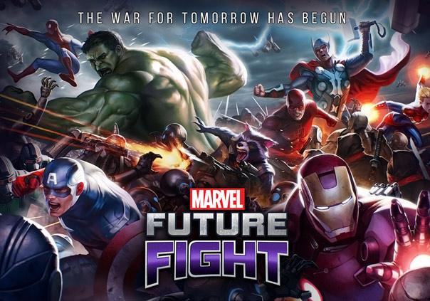 MarvelFutureFight Game Banner