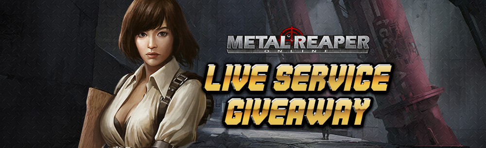 Metal Reaper Online Launch Pack