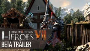 Might & Magic Heroes VII Beta Trailer Thumbnail
