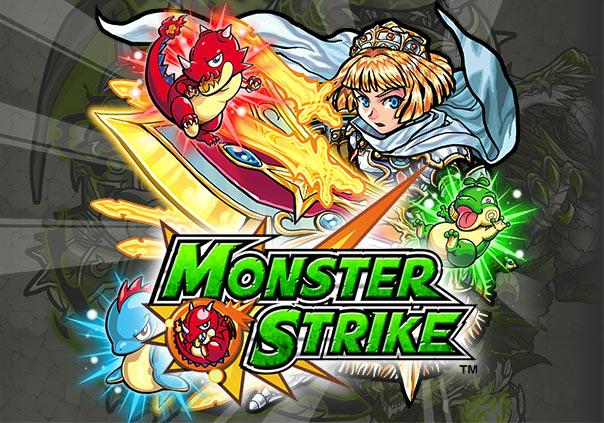 Monster Strike Game Profile Image