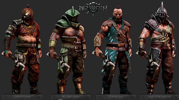 Nosgoth Vanguard Preview
