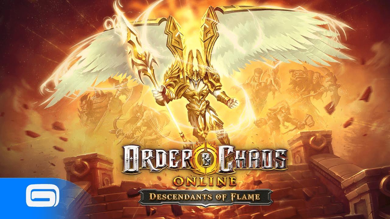 Order & Chaos Online Descendants of Flame Trailer Thumbnail