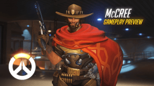 Overwatch: McCree Gameplay Preview Video Thumbnail