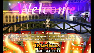 Rumble Fighter Season 5 Trailer Thumbnail