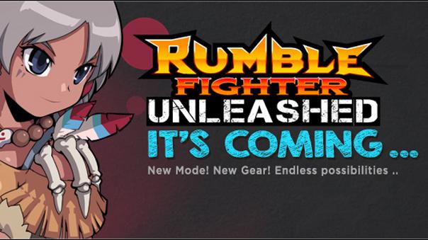 Rumble Fighter Season 5
