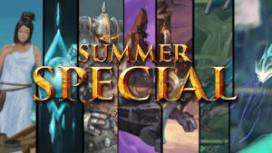 RuneScape's Summer Special Teaser Video Thumbnail