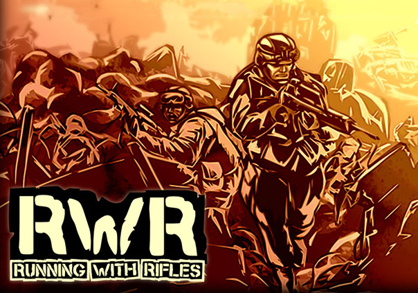 Running with Rifles Game Profile Banner