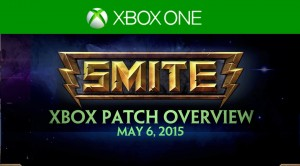 SMITE Xbox One Alpha Patch Overview (May 6, 2015) Video Thumbnail