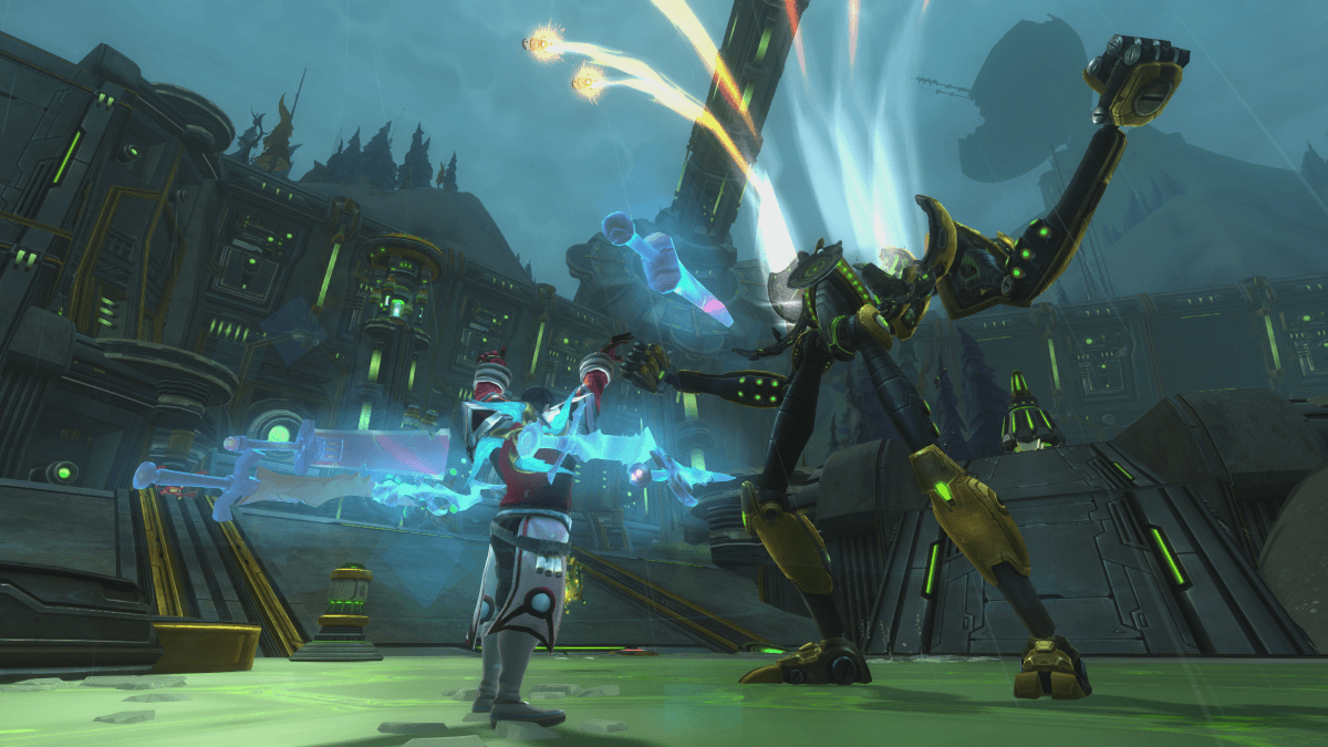 Carbine Studios Launches Newest Update to WildStar - INVASION: Nexus Post Header
