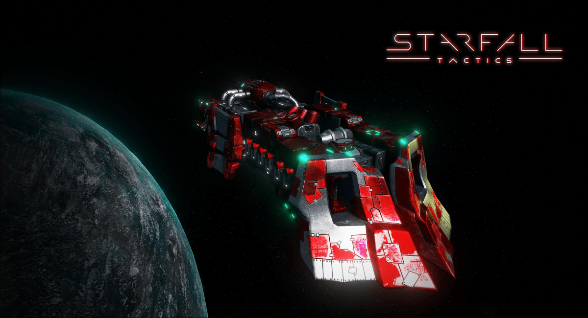 Next-Gen Space RTS Starfall Tactics Debuts on Kickstarter Post Header