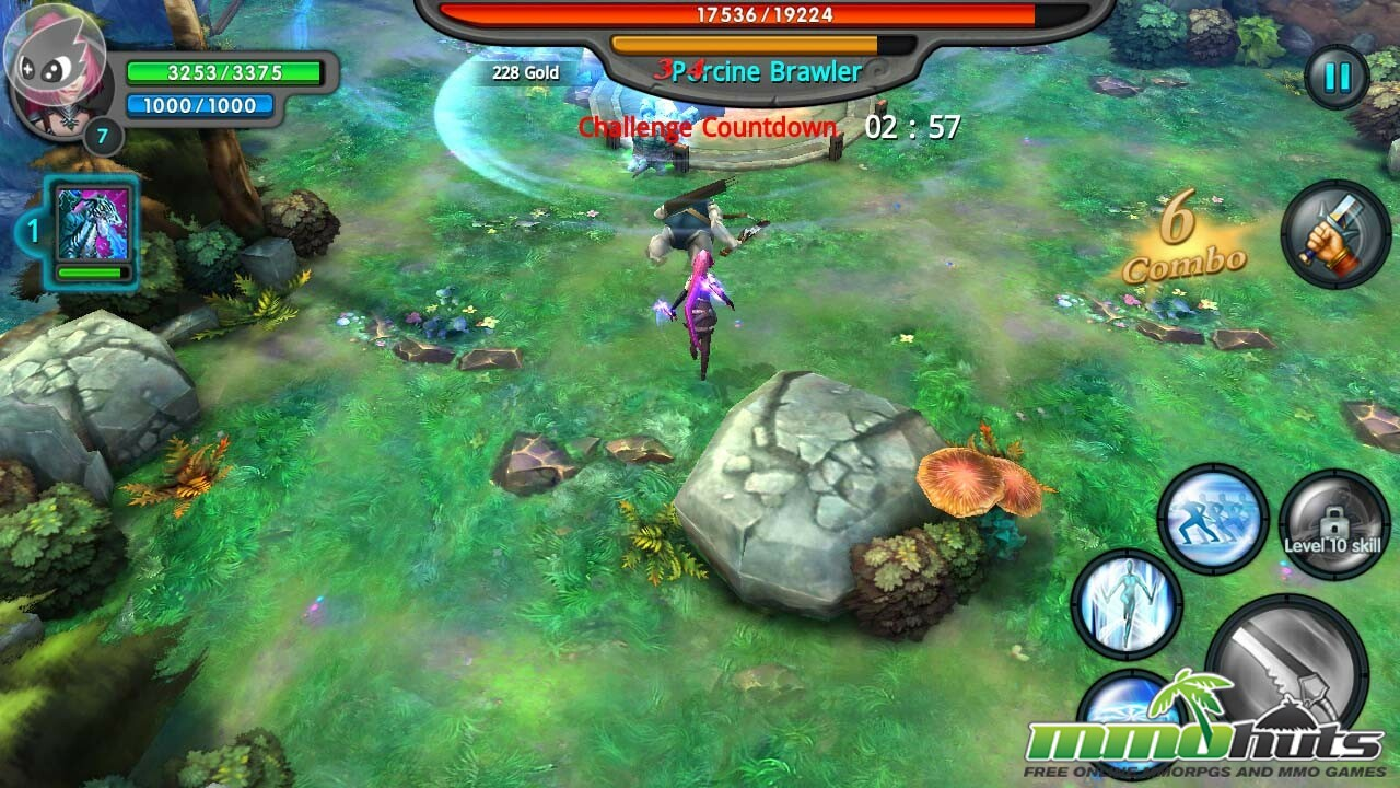 Taichi Panda iOS Mobile Game Review