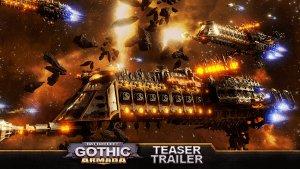 Battlefleet Gothic: Armada Teaser Trailer Video Thumbnail