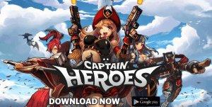 Captain Heroes: Pirate Hunt Teaser Trailer Thumbnail