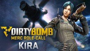 Dirty Bomb Merc Role-Call: Kira Video Thumbnail