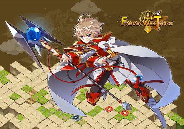 FantasyWarTactics Game Banner