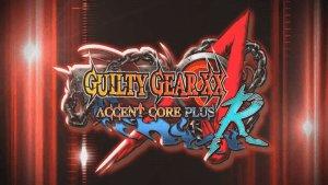 GUILTY GEAR XX ΛCORE PLUS R Steam Trailer Thumbnail