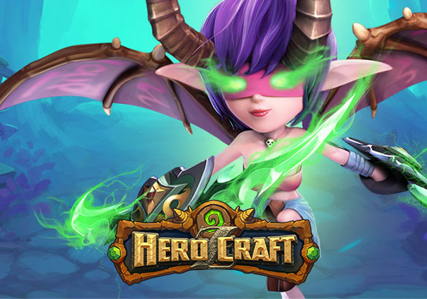HeroCraft Z Game Profile Banner