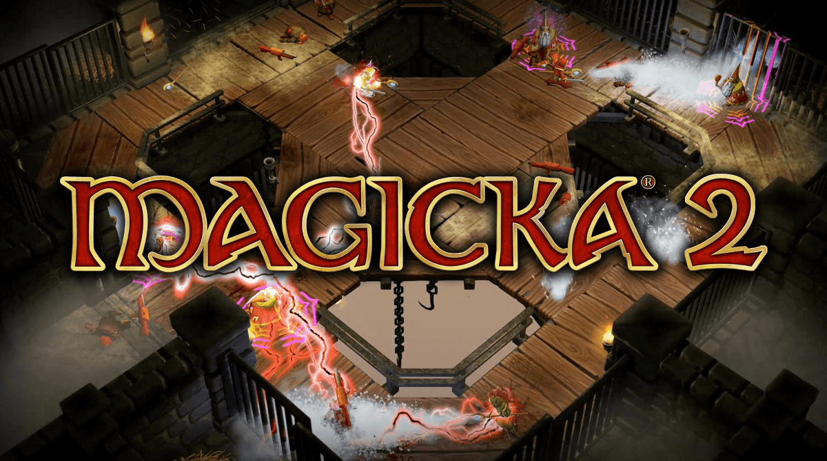 Magicka 2: Challenge Mode Co-Op Trailer Video Thumbnail