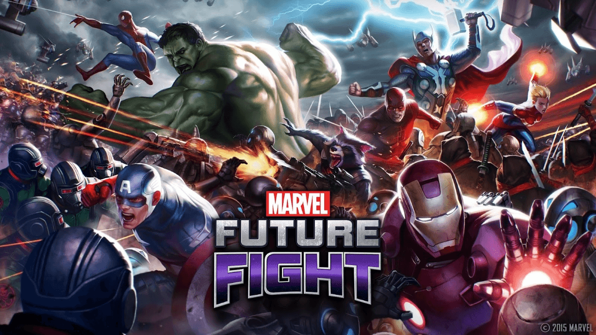 Marvel Future Fight Smashes Through 10 Million Downloads Worldwide Post Header