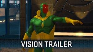 Marvel Heroes 2015: Vision Trailer Video Thumbnail