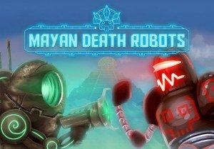 MayanDeathRobots Game Banner