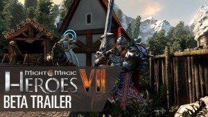 Might & Magic Heroes VII Beta Trailer Thumbnail
