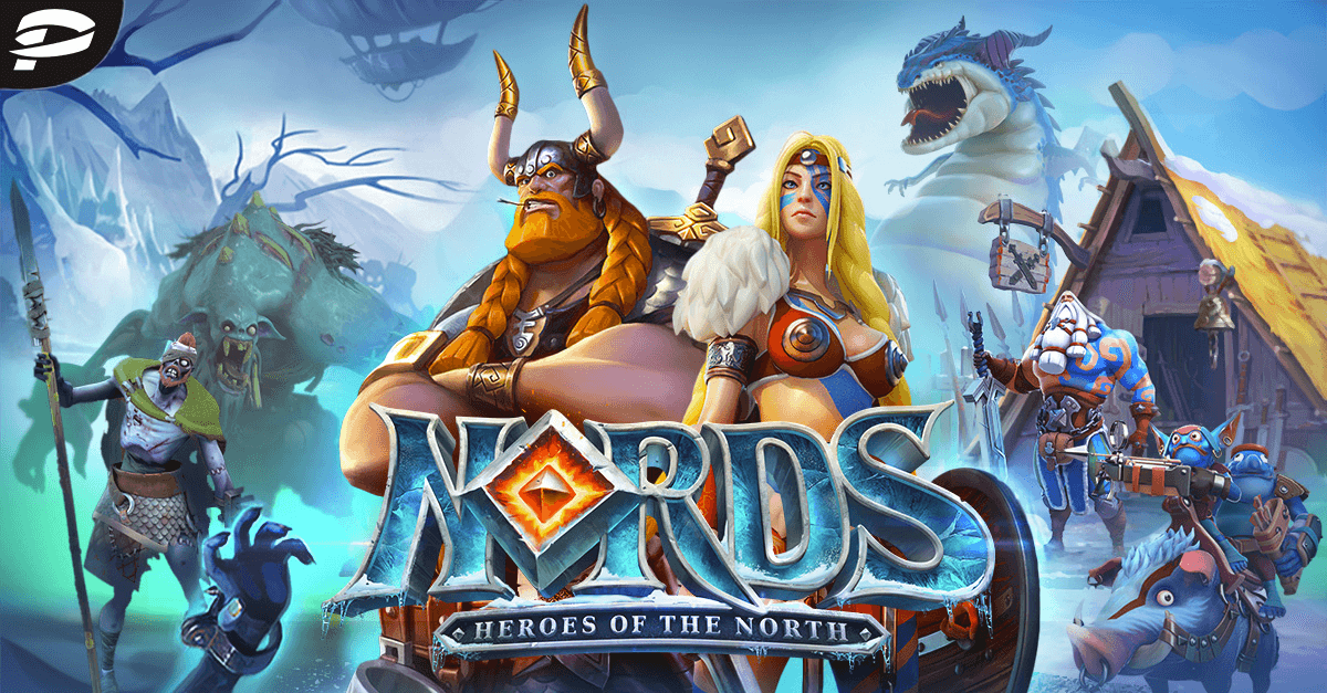 Plarium Launches Nords: Heroes of the North Post Header