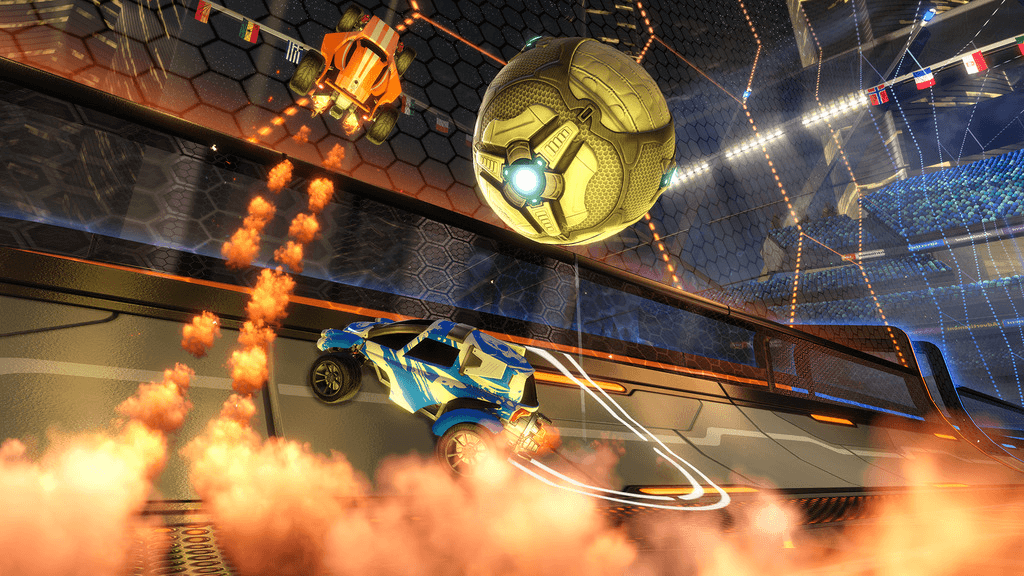 Rocket League Blasts Into Second Beta Post Header