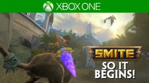 SMITE Xbox One Closed Beta Trailer - It Begins! Video Thumbnail