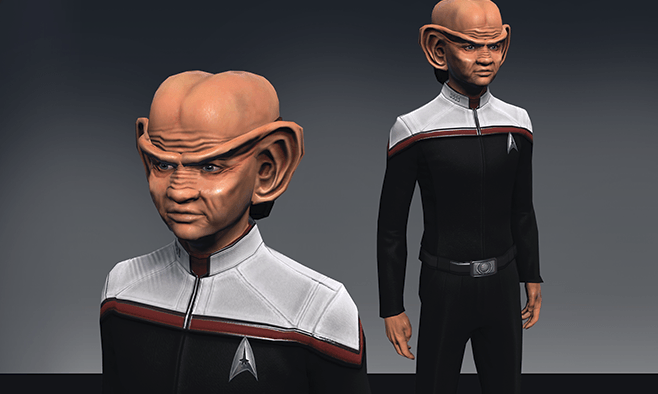 Star Trek Online: Captain Nog Reports For Duty Post Header