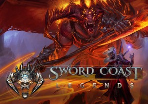 Sword Coast Legends Game Profile Banner
