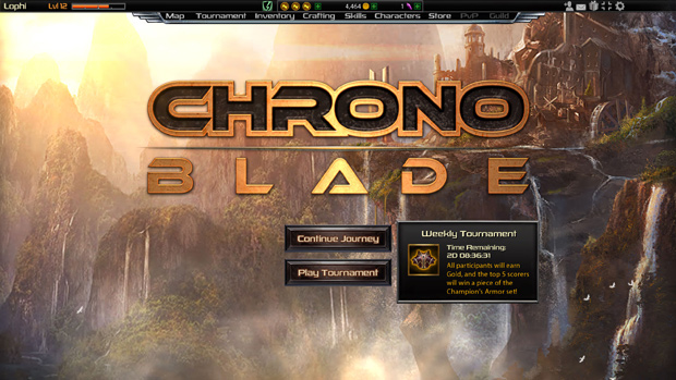 ChronoBlade Beta Updated Review Post HEader