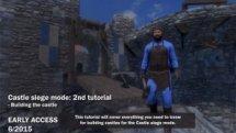 Medieval Engineers Castle siege