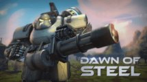 Dawn of Steel Official Announcement Trailer thumbnail